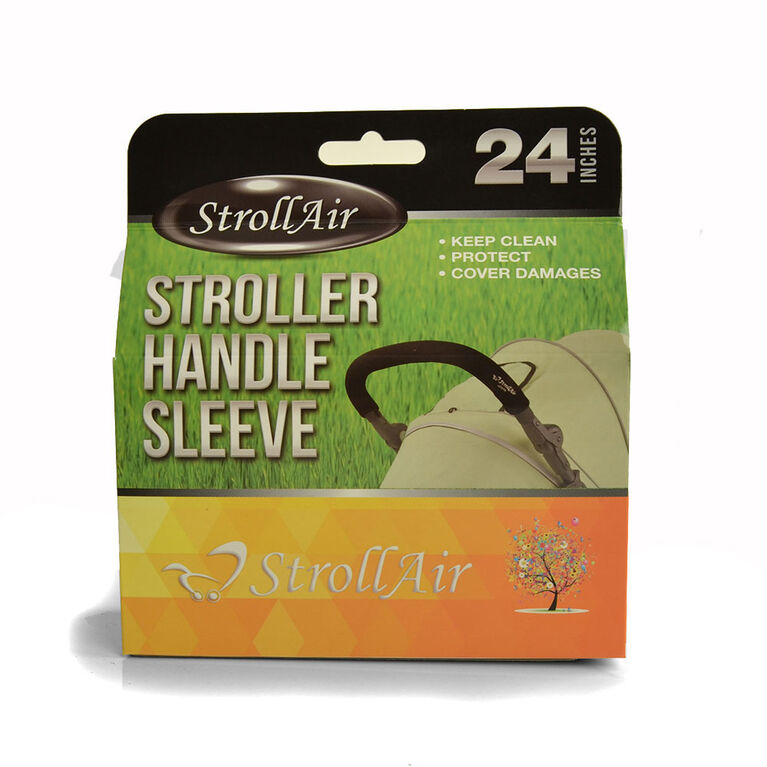 StrollAir Stroller Handle Sleeve / Grip Bar Cover  24""