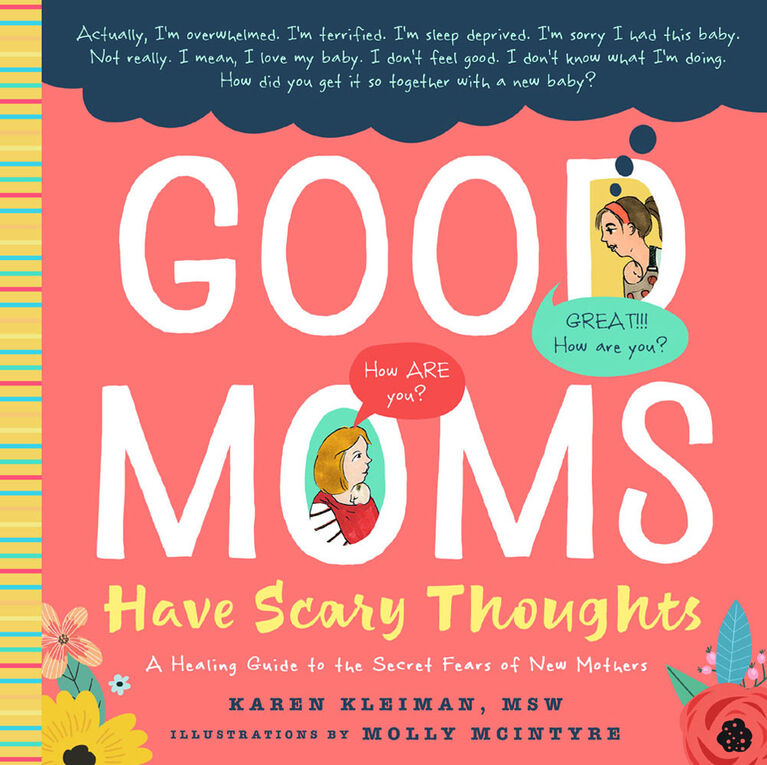 Good Moms Have Scary Thoughts - English Edition