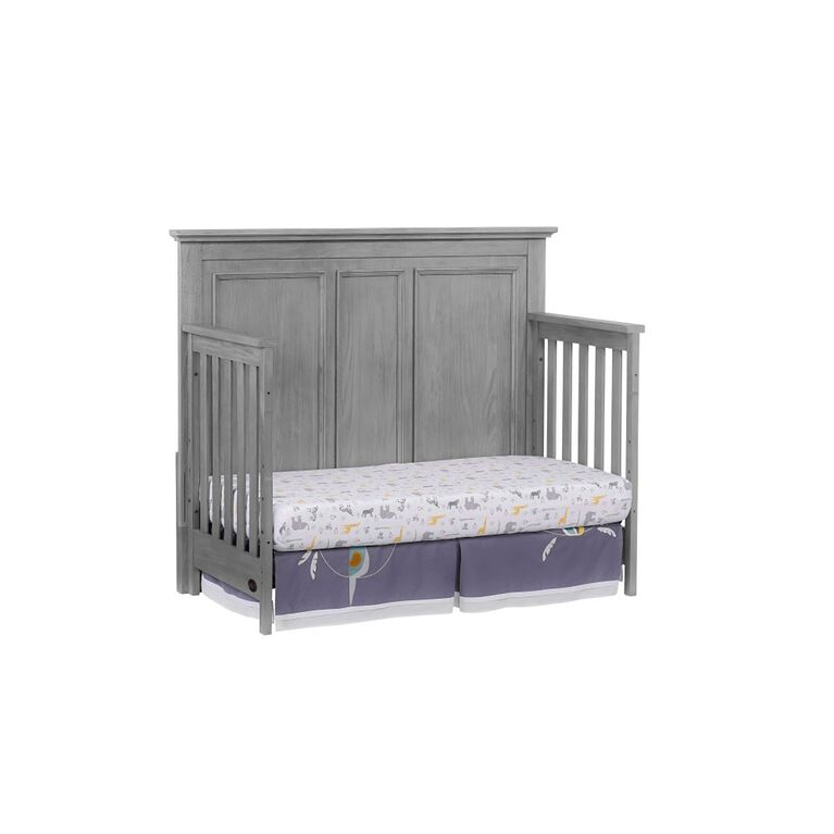 Oxford Baby Kendra 4in1 Convertible Crib Grigio R