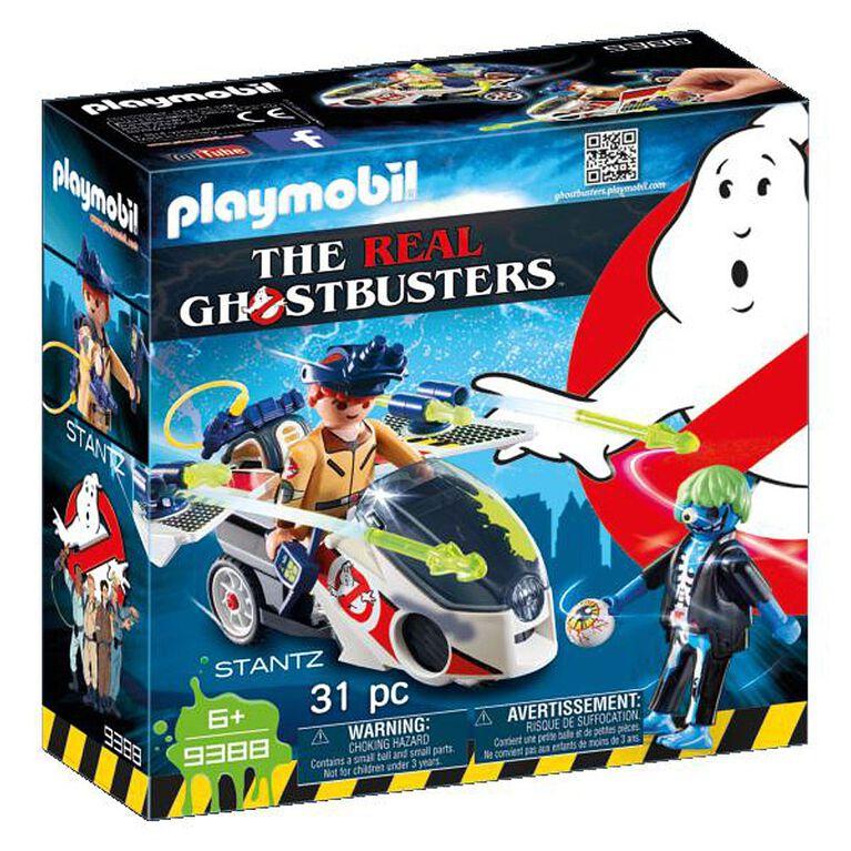 Playmobil - Stantz avec véhicule volant.