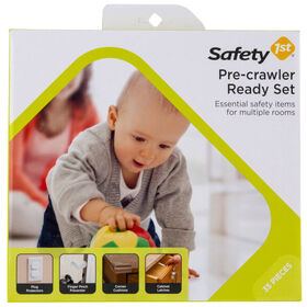Safety 1st Pre-Crawler Ready Set Kit