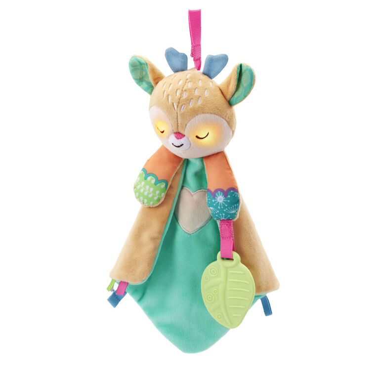 VTech 3-in-1 Snuggle & Cuddle Lovey - Édition anglaise