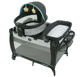 Pack 'n Play Travel Dome LX Parc - Graco - Allister - Notre exclusivité