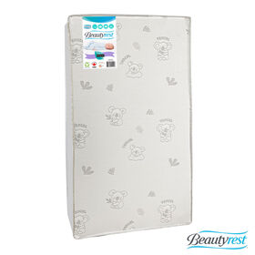 SIMMONS 2-Stage Extra Firm MOISTURE CONTROL Crib Mattress
