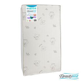 Matelas pour lit de bébé à contrôle d'humidité extra ferme à 2 étapes SIMMONS