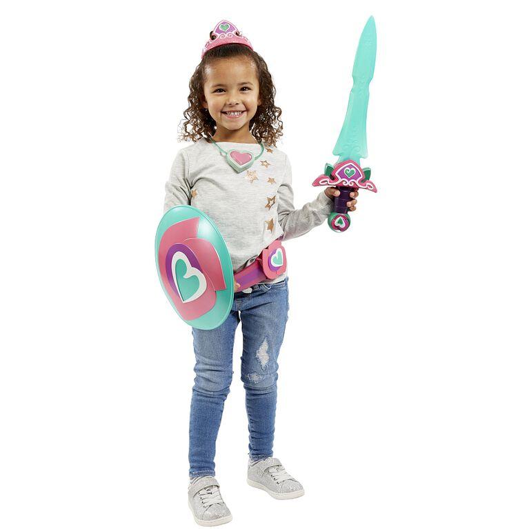Nella the Princess Knight - Be Nella Mega Set