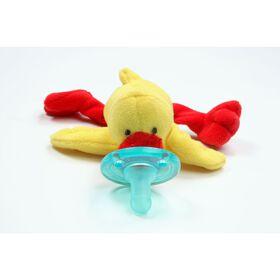 WubbaNub Pacifier - Yellow Duck