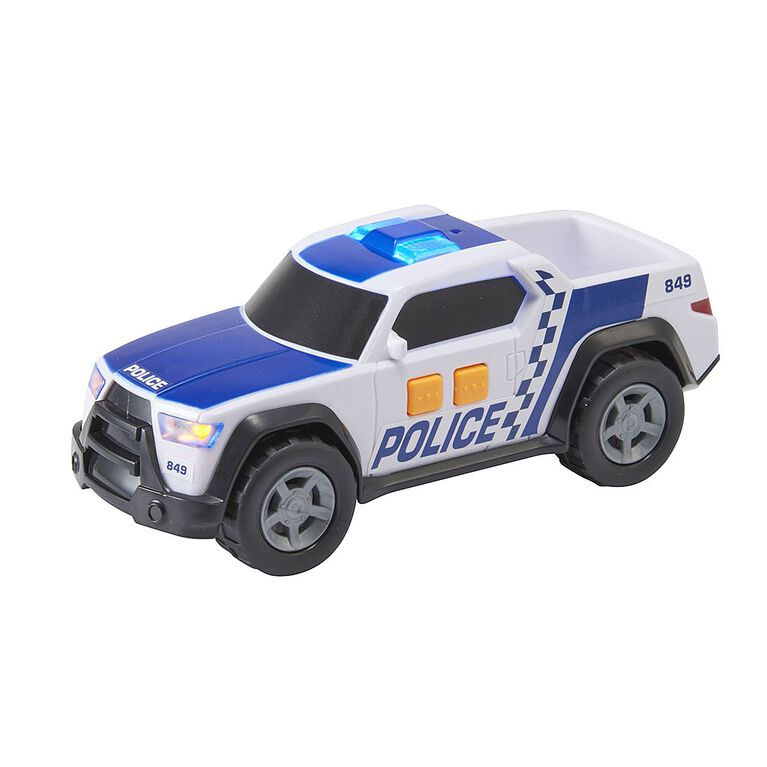 Teamsterz Small Lights & Sounds Police Pick-Up