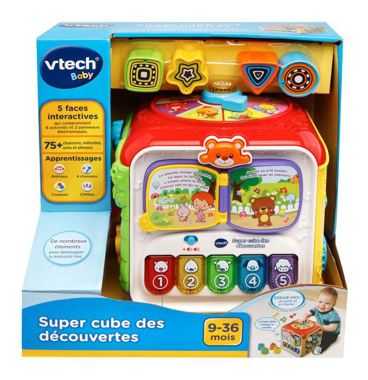 Super cube des découvertes - Édition française