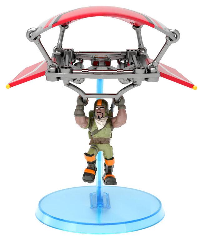 "Fortnite Battle Royale Collection: Glider et ""The Visitor """