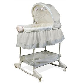 Bily 2-in-1 Bassinet - Bah Bah Baby