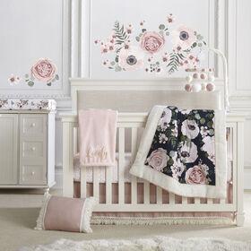 Levtex Baby - Fiori 4 Piece Bedding Set - English Edition