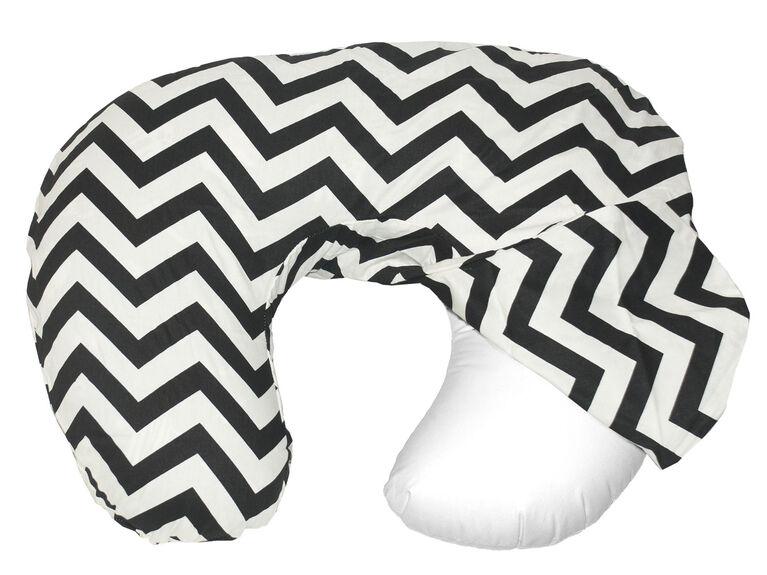 Jolly Jumper Baby Sitter Slip Cover - Black/White