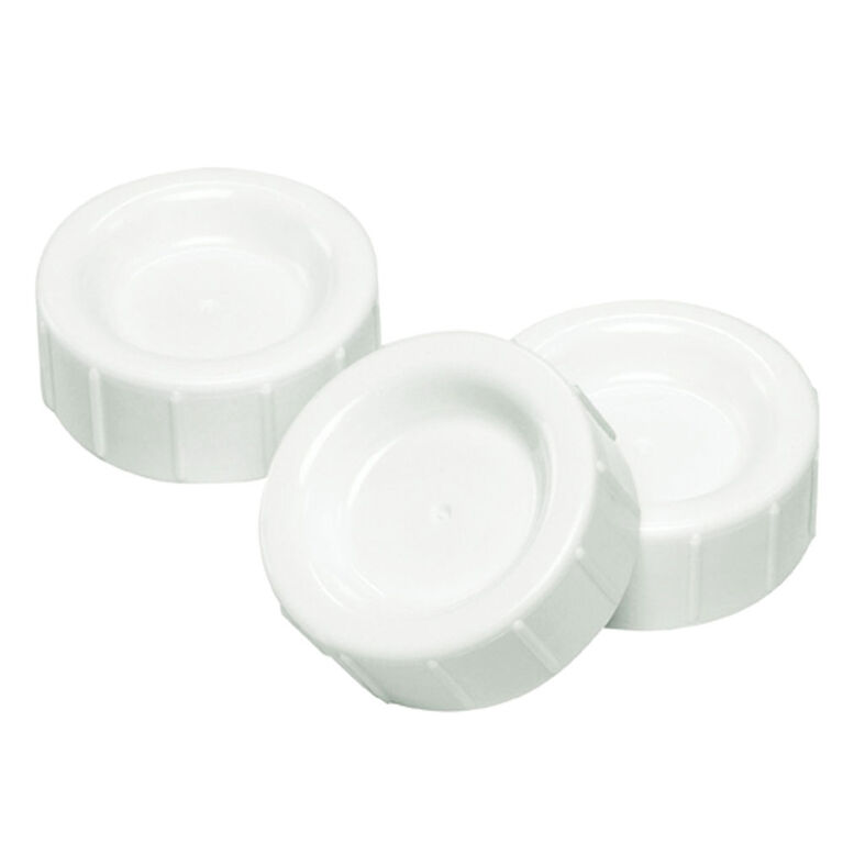 Dr. Brown's 3 Storage Travel Caps