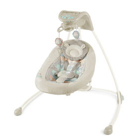 Ingenuity InLighten Cradling Swing - Lullaby Lion