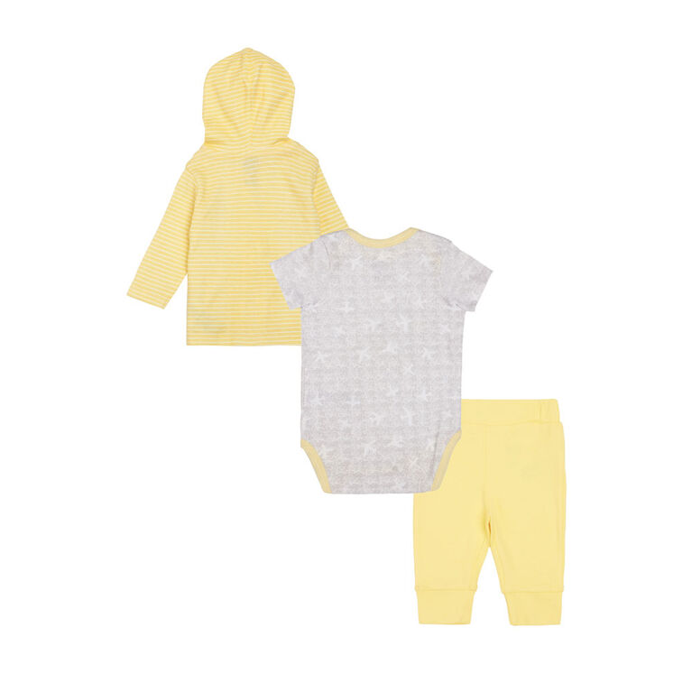 earth by art & eden Liam 3-Piece Set- 9 months