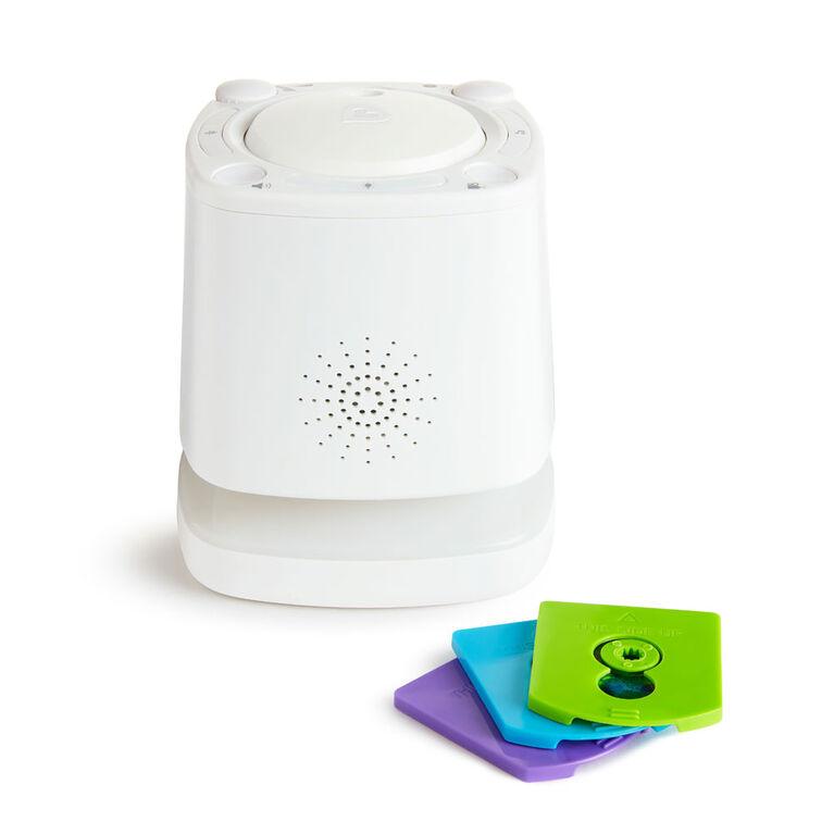 Système de projection audiophonique pour chambre de bébé
