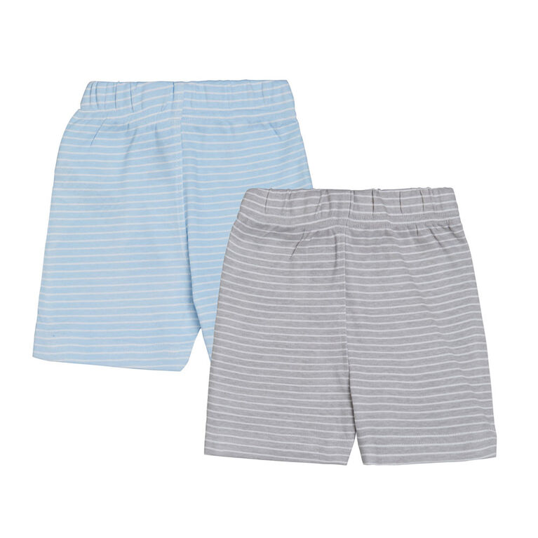 earth by art & eden Guy 2-Piece Shorts- 6 months