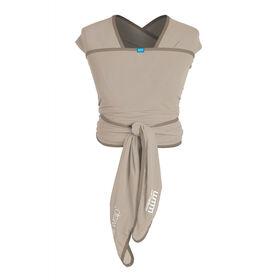 We Made Me Flow porte-bébé en écharpe - Pebble.