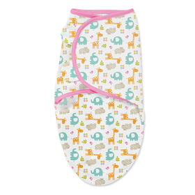 Summer Infant SwaddleMe Original Swaddle - Small/Med - Jungle