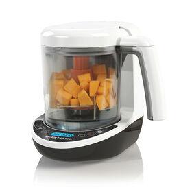 Robot tout-en-un pour la préparation complète d'aliments pour bébés de Baby Brezza.