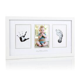 Babyprints Photo Frame - English