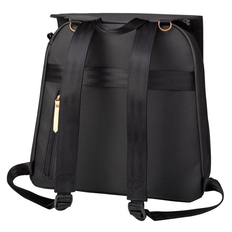 Petunia Pickle Bottom - Meta Backpack - Black Matte Canvas