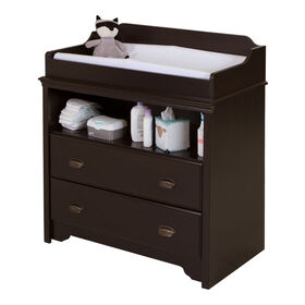 Fundy Tide Changing Table- Espresso||Fundy Tide Changing Table- Espresso