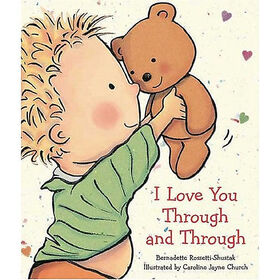 Livre I Love You Through and Through - Édition anglaise