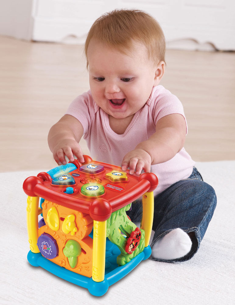 VTech Busy Learners Activity Cube FREE SHIPPING!!! SUPER SALE!!