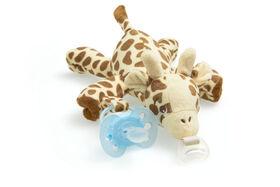 Philips Avent ultra soft snuggle, 0-6m, giraffe