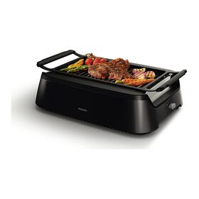 Philips Avance Smokeless Grill with Die Cast Grill