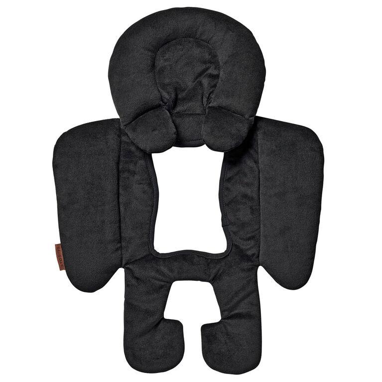 JJ Cole Car Seat Reversible Body Support - Black