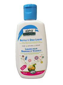 Aleva Naturals Bottle & Dish Liquid - Water Lily - 100ml