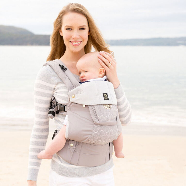 Lillebaby Carrier - Complete - Embossed - Pewter