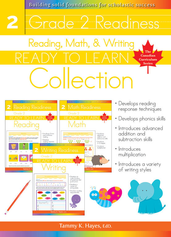 Grade 2 Readiness Collection - English Edition