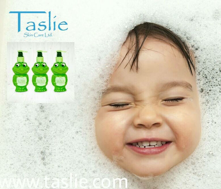 "Taslie ""Turtle"" Head to Toe Wash"