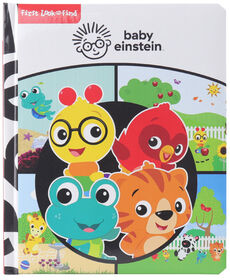 Baby Einstein Look And Find - Édition anglaise