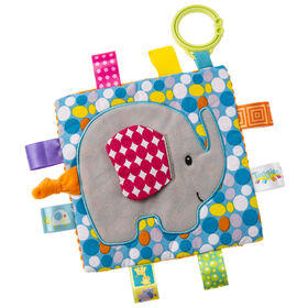 Mary Meyer Taggies Crinkle Me Elephant