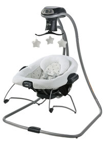 Balançoire multidirectionnelle DuetConnect® LX de Graco®- Asteriod