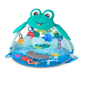 Neptune Under the Sea Lights & Sounds Activity Gym and Play Mat