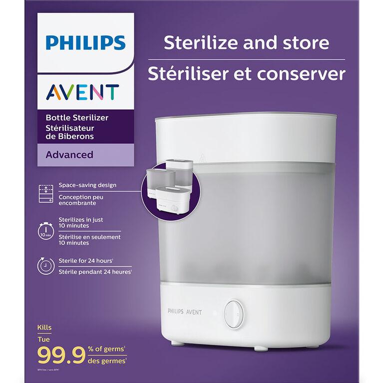 Philips Avent Advanced Electric Steam Sterilizer, SCF291/00