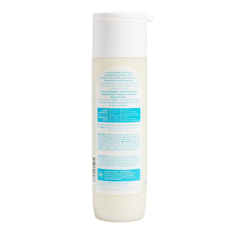 The Honest Company - 296mL Conditioner Fragrance Free