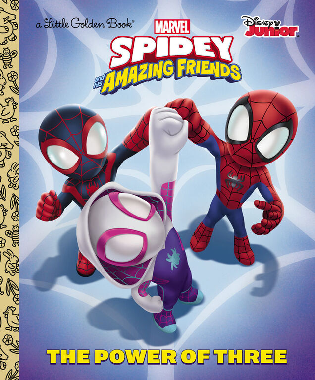 The Power of Three (Marvel Spidey and His Amazing Friends) - English Edition