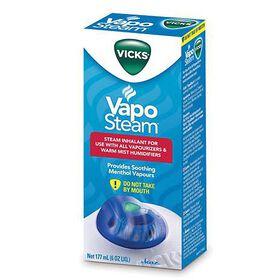 Vicks Vapeur Inhalants.