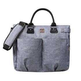 Ryco Britney Fashionable Tote Diaper Bag - Grey
