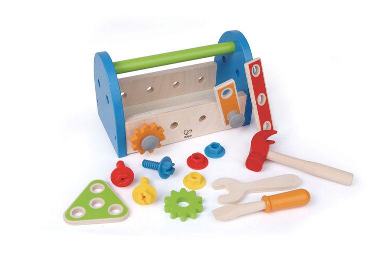 Hape Fix-It Tool Box - English Edition
