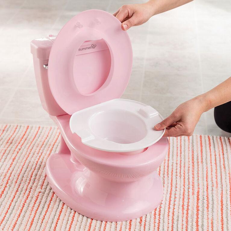 Petit pot My Size Potty de Summer Infant - Rose.
