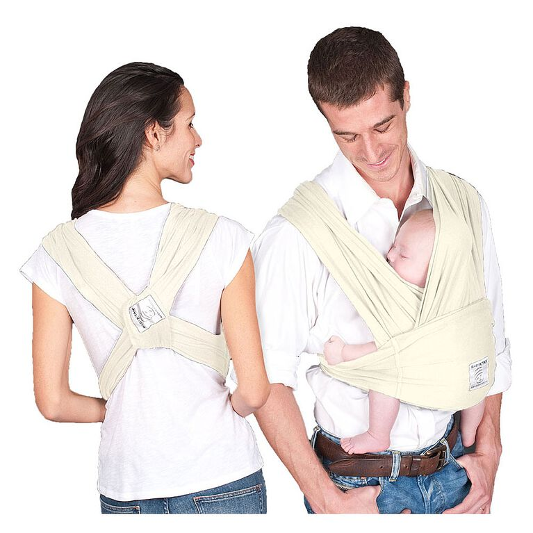 Baby K'tan Baby Carrier - Natural Organic - Size X-Large