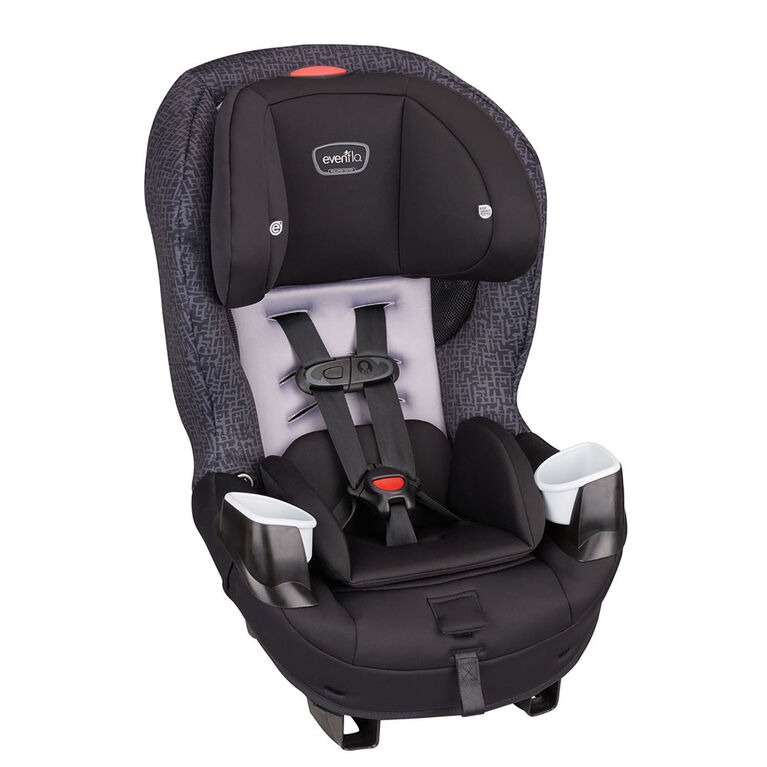 Evenflo Stratos 65 Convertible Cars Seat - Boulder